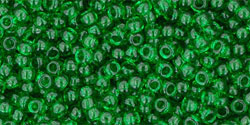 tr-11-7b Transparent Grass Green