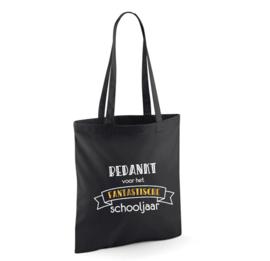 Shopping bag | Bedankt voor het fantastische schooljaar