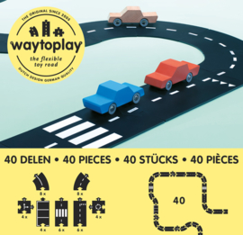 WaytoPlay | King of the Road | 40 delen