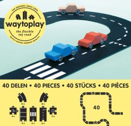 WaytoPlay | King of the Road | 40 delen