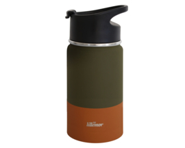 Eef Lillemor | RVS Thermische drinkfles Palm green - 375ml