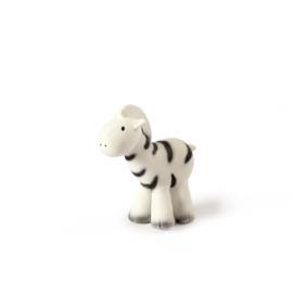 Tikiri | Bijt- & Badspeeltje met belletje | Zebra