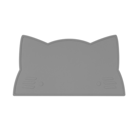 We Might Be Tiny | Placemat Cat | Grey