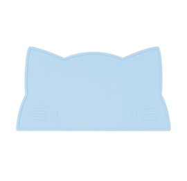 We Might Be Tiny | Placemat Cat | Powder Blue