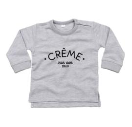 Crème van een zus | Sweater