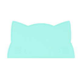 We Might Be Tiny | Placemat Cat | Minty Green
