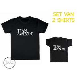 Package deal Dad-Kid   Team Awesome