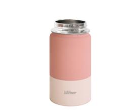 Eef Lillemor | RVS Thermische drinkfles Coconut Pink - 375ml