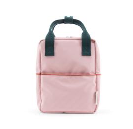 Sticky Lemon | Rugzakje Corduroy Soft Pink