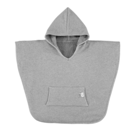 Trixie | Poncho Grain Grey
