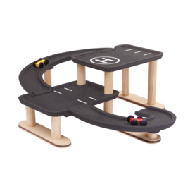 PlanToys | Race 'N Play Parking - Auto garage