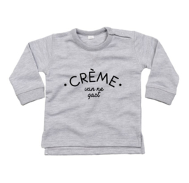 Crème van ne gast | Sweater