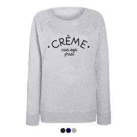 Dames sweater | Crème van een griet