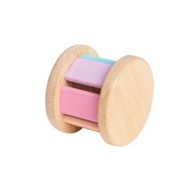 PlanToys | Rammelaar Roller Pastel