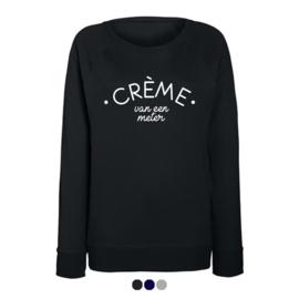 Dames sweater | Crème van een meter