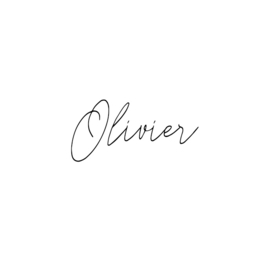 Naamsticker | Olivier
