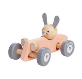 PlanToys | Bunny Racing Car