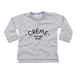 Crème van een griet | Sweater