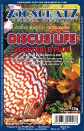 Discus  Live MGV500 groenten plus Plaat 500gr