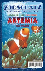 Artemia 98% Plaat 500gr