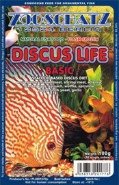 Discus life MGV500 basic plaat 500gr