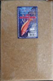 Wittemuggenlarven vitamine visvoer plaat 500gr