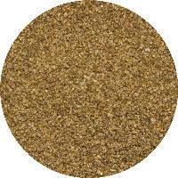 Spirulina granulaat fijn 0,5 - 0,5mm (1,2Liter) 36% zinkend