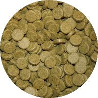 Visvoerkleef tablet groen