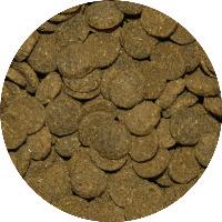 Mini wafels Spirulina 6%