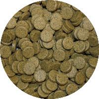 Kleef tabletten groen spirulina 6%