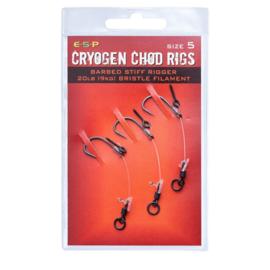 ESP Cryogen Chod Rigs Size 5