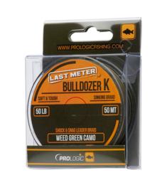 ProLogic LM Bulldozer K Braided Shock Leader