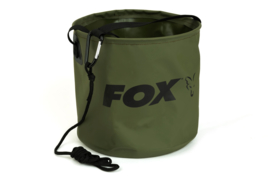 Fox Collapsible Water Bucket Large