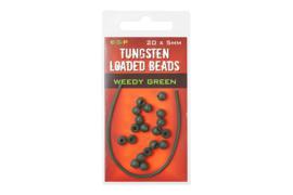 ESP Tungsten Loaded Beads Weedy Green