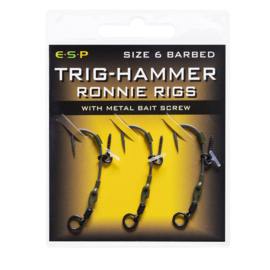 ESP Trig Hammer Ronnie Rigs Size 6