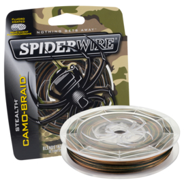 SpiderWire Stealth Smooth 8 Camo 0.25mm