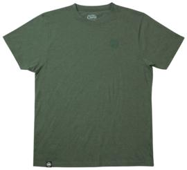 Fox Chunk Classic Heather Green T-Shirt