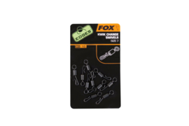 Fox Edges Kwik Change Swivel Size 7