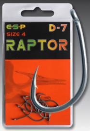 ESP Raptor D-7 Hook Size 5