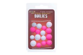 ESP Buoyant Boilies Pink/White