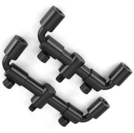 20/20 Adjustable  Swan Neck 2 Rod Buzz Bar Back
