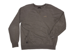 Fox Chunk Classic Green Marl Sweater