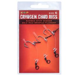 ESP Cryogen Chod Rigs Size 6