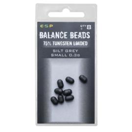 ESP Tungsten Loaded  Balance Beads Silt Grey Small