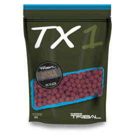 Isolate TX1 Squid & Octopus Boilie 15mm 1 Kg