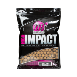 Mainline High Impact Fruity Tuna Boilie 20mm