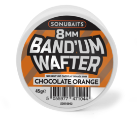 Band'um Wafter Chocolate Orange  8mm