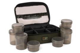 Fox R-Series Hookbaits Bag inc. 8 Pots