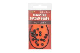 ESP Tungsten Loaded Beads Silt Grey