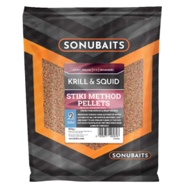 Stiki Method Pellets Krill & Squid 2mm